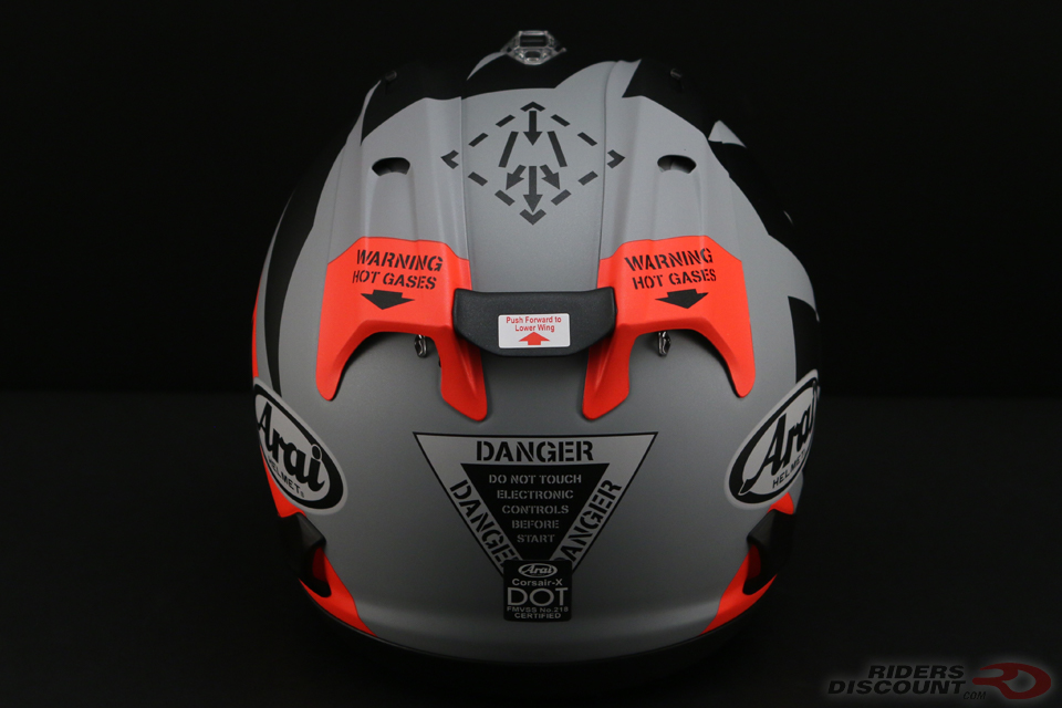 Arai Corsair-X Vinales-2 Helmet