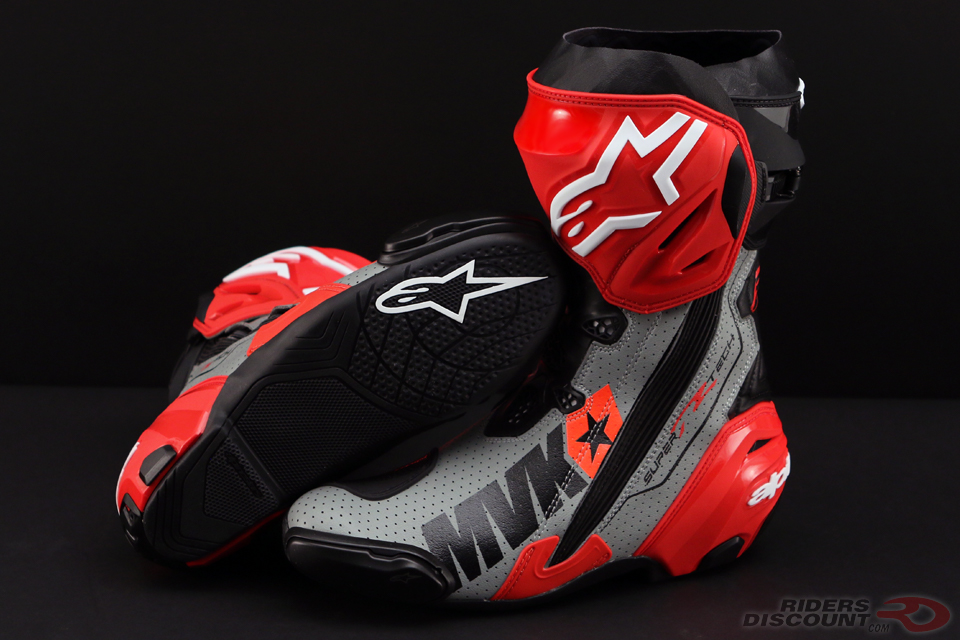 Alpinestars Limited Edition Mach 1 Supertech R Vinales Boots