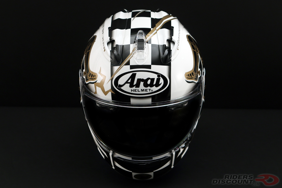 Limited Edition Arai Corsair-X IOM TT 2017