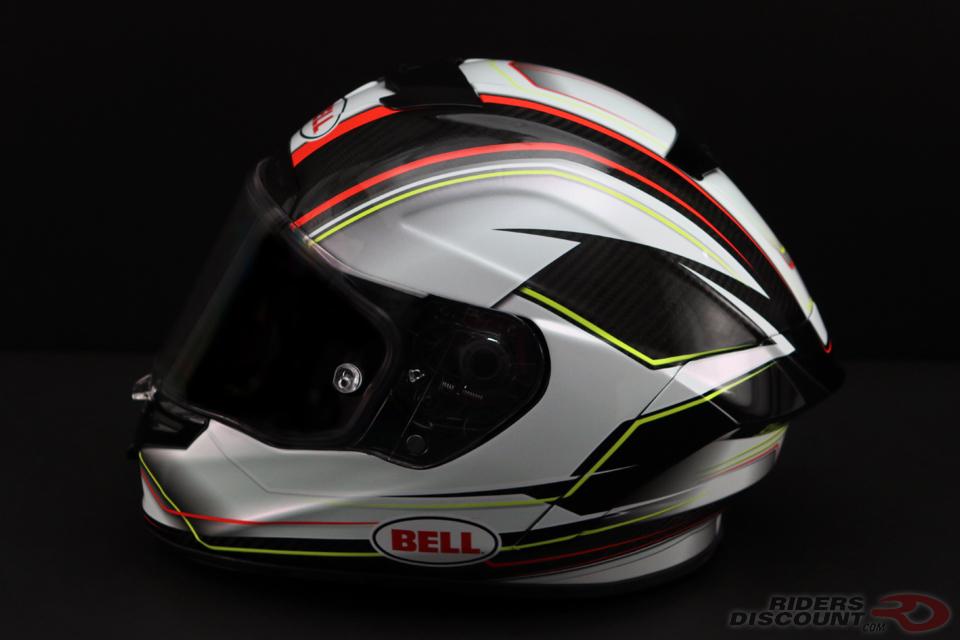 Bell Race Star Triton Helmet