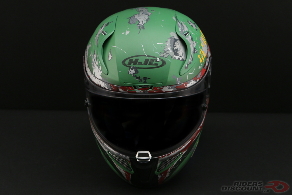 Hjc Rpha 11 >> HJC RPHA 11 Pro Boba Fett Helmet