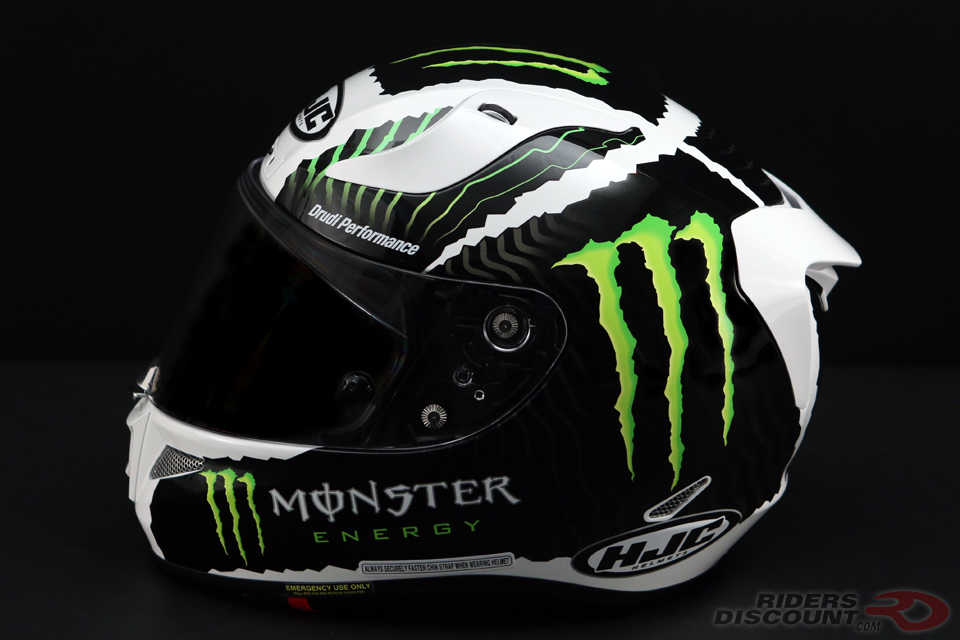 HJC RPHA 11 Pro Monster White Sand Helmet