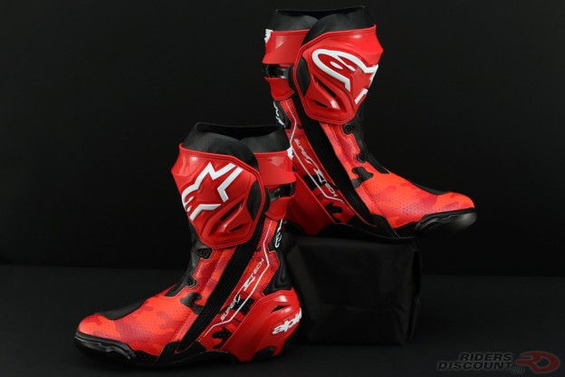 Alpinestars Limited Edition 99 Camo Supertech R Boots