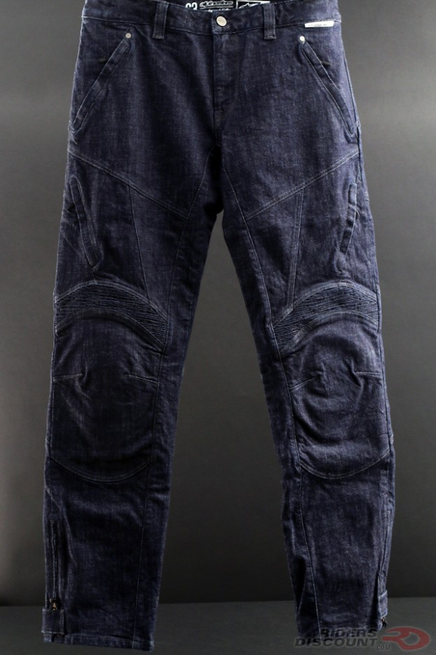 Alpinestars Riffs Armored Denim Pants