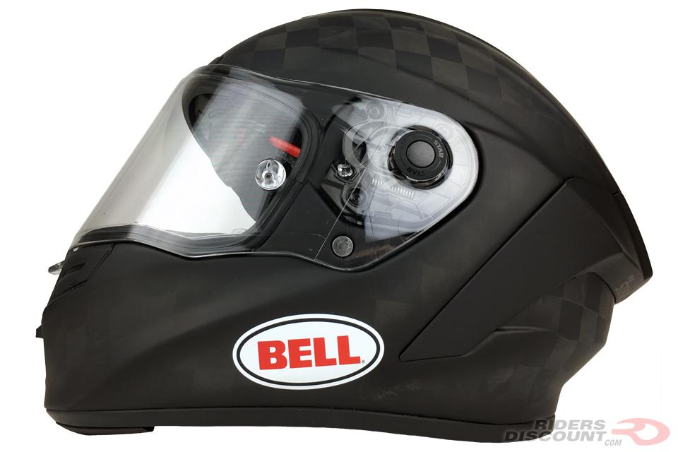 Bell Pro Star Helmet in Matte Black