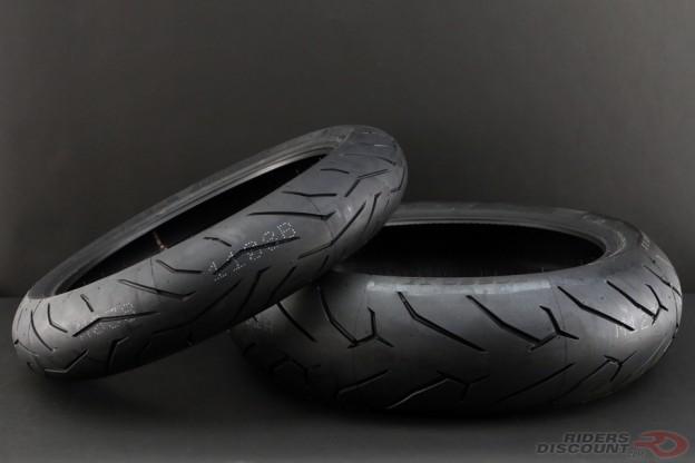 Pirelli Diablo Rosso II Tire Sets