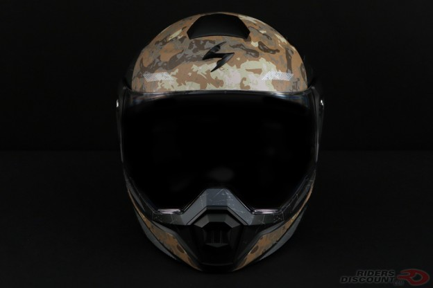 Scorpion EXO-AT950 Battleflage Helmet