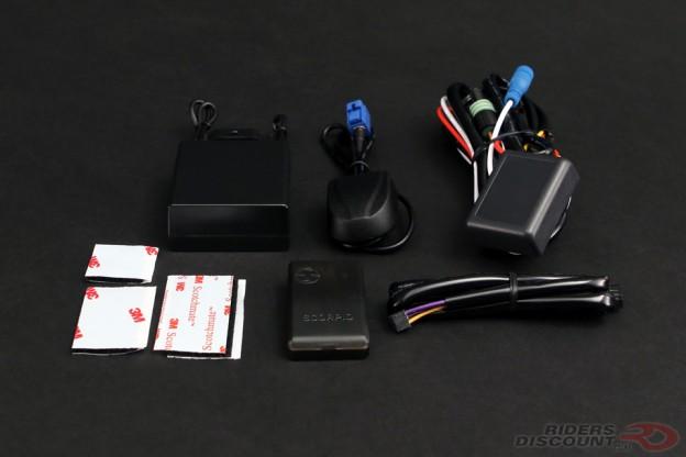 Scorpio Ride SE Alarm System