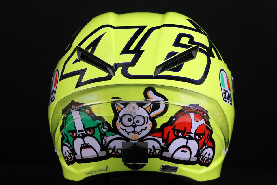 AGV Limited Edition Corsa R Mugello 2016 Helmet
