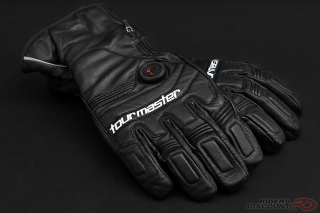Tour Master Synergy 7.4V Heated Leather Gloves