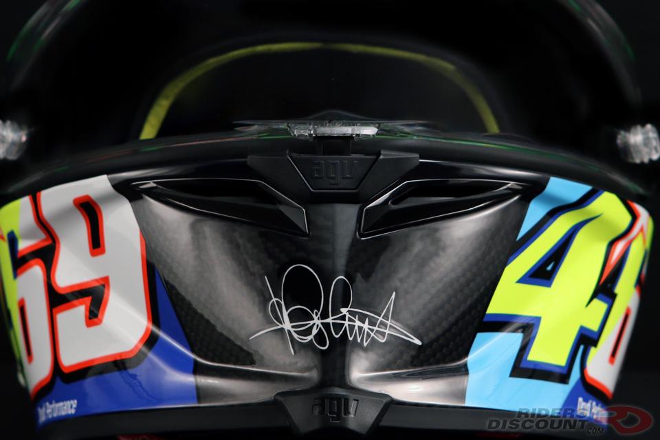 AGV Pista GP R Mugello 2017 Helmet