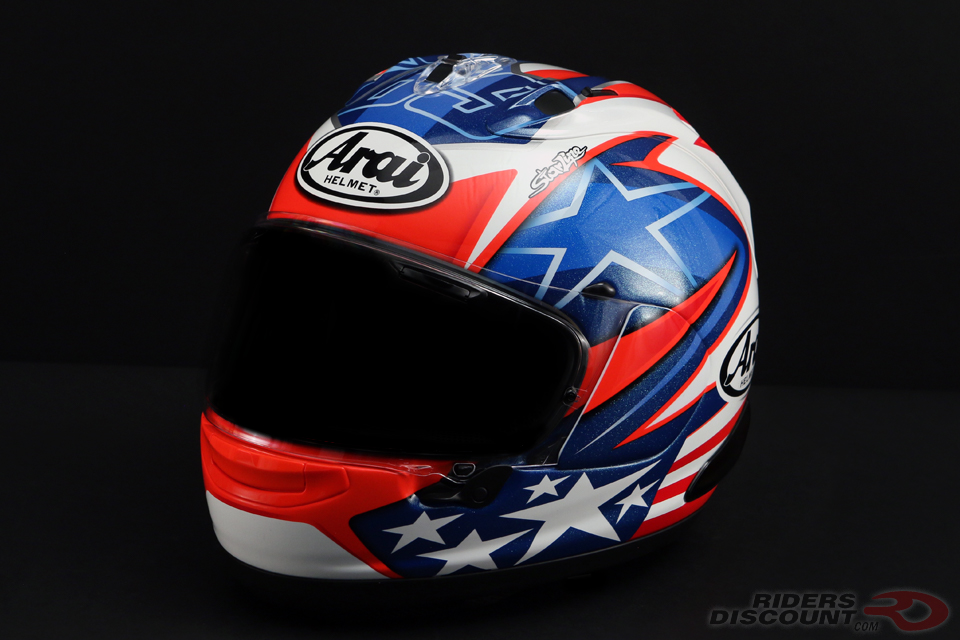 Arai Corsair-X Nicky-7 Helmet