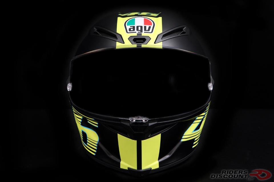 AGV Corsa R V46 Matte Black Helmet