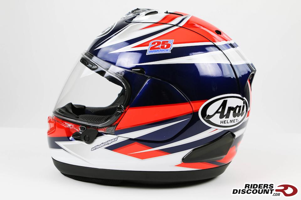 Arai Corsair-X Maverick Vinales Helmet - Arai Corsair-X Helmet Sale