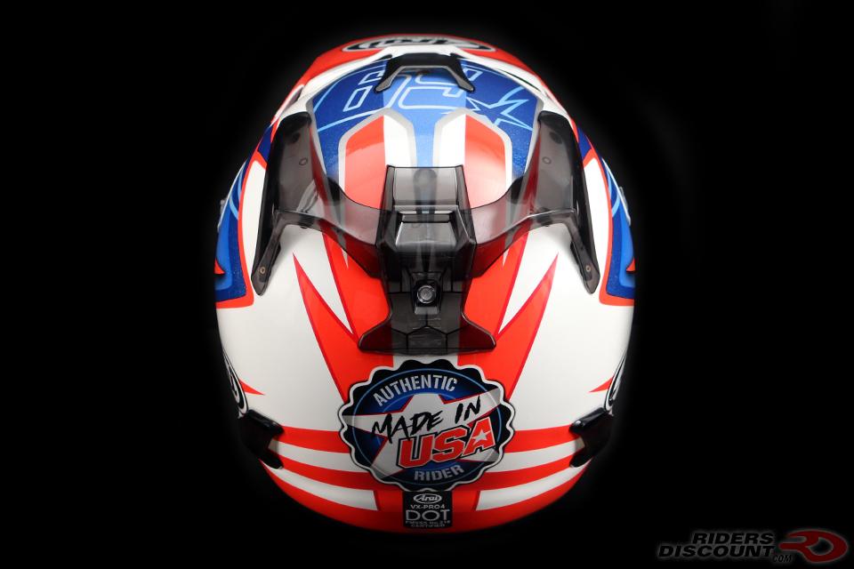 dfdd64bd Arai VX-Pro4 Nicky-7 Helmet