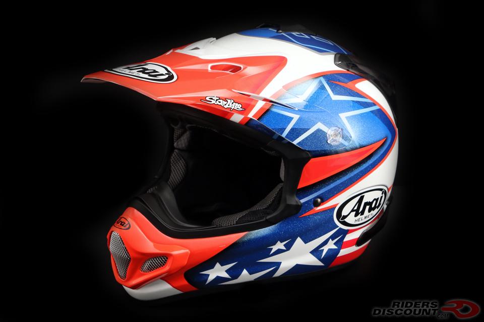 Arai VX-Pro4 Nicky-7 Helmet