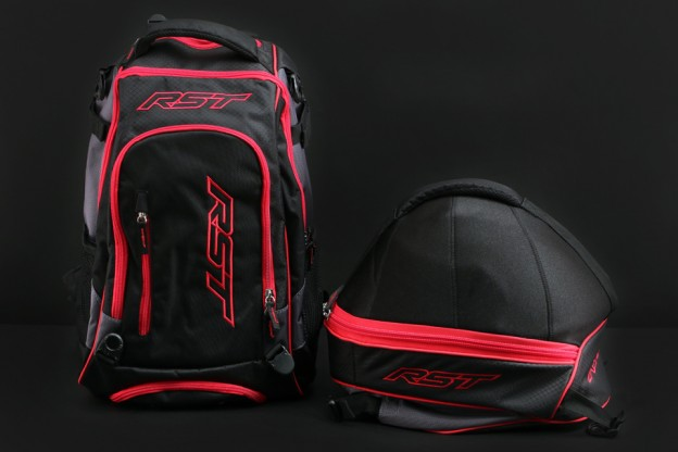 RST Rucksack and Helmet Bag