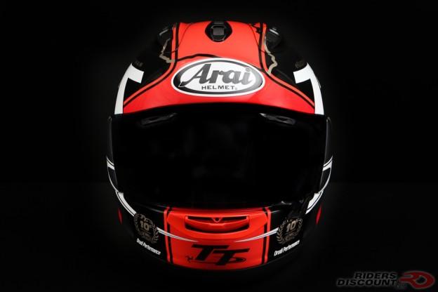 Arai Limited Edition Corsair-X IOM TT 2018 Helmet