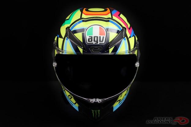 AGV Pista GP R Soleluna 2016 Helmet