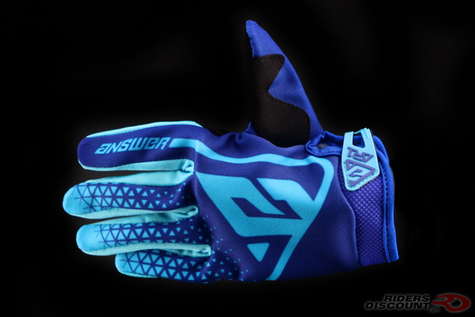 Answer Racing AR1 Gloves in Reflex/Astana