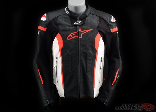 Alpinestars Missile Leather Jacket