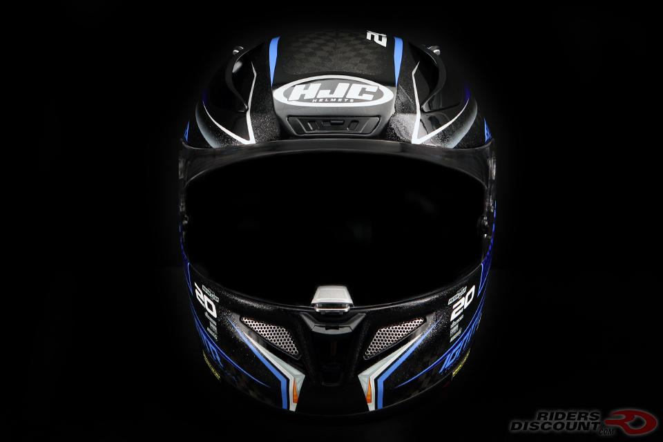 HJC RPHA 11 Pro Jackson Storm Carbon Helmet